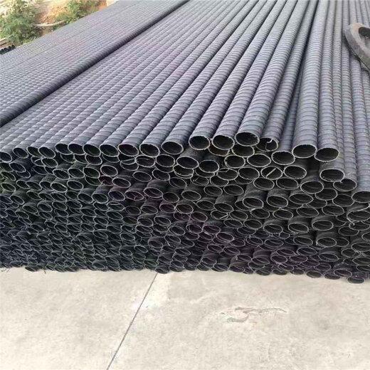昌樂縣橋梁塑料60波紋管市場走向