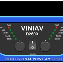 VINIAV威尼D2600數字功放