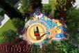 常州兒童游樂園游樂設施設計定制安裝
