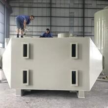 pp活性炭有機廢氣吸附裝置吸附塔吸附箱圖片