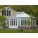 鋁合金構架陽光房設計合理,陽光房設計