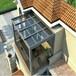 保山鋁合金組合陽光房天窗