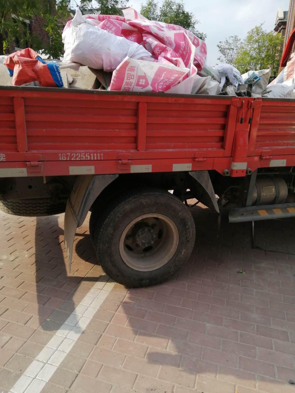 天津建筑清运垃圾公司