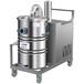 威德爾3000W小型380V電源工業吸塵器配套制藥車間吸藥粉