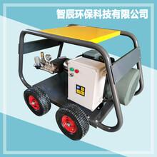 除锈高压清洗机采用意大利AR柱塞泵皮实耐用,高压水枪图片