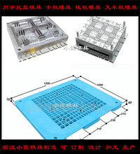 模具制造生产产品组装可定制开模PE站板模具图片