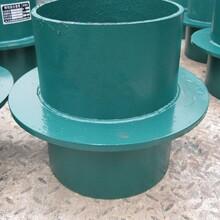 穿墻鋼制防水套管dn200304剛性防水套管廠家圖片