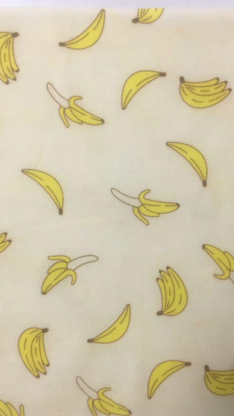 亚马逊爆款工厂批发订制食品级有机棉蜂蜡保鲜布包装保鲜纸