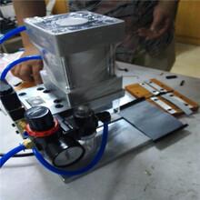 静音铜带机接线端子机2T自动压接机耳机数据电线4t铜扣铆压机小型图片