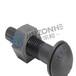 扭剪型鋼結構螺栓度螺栓10.9級國標GB3632鋼結構扭剪型螺栓