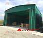 绿色PVC涂塑布帆布定做盖货篷布雨棚加工厂家