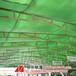 大排档挡帘防水雨布广东蓬布雨棚加工推拉帐篷