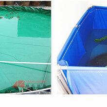 賣水果擋雨雨布廠地鐵施工用蓬布工地用防水布