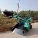 山東實體廠家銷售礦用井下扒渣機ZWY-50小型輪式扒渣機