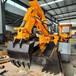ZWY-60礦用挖掘裝載機電動耙渣機井下出渣掘進機