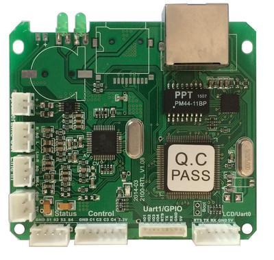 IP通信对讲锐科达SV-2103PCIP双向对讲模块带功放串口IO口