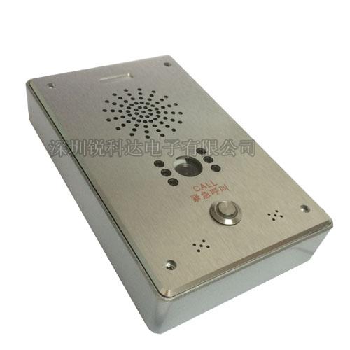 单按键一键求助可视语音终端SV-6301
