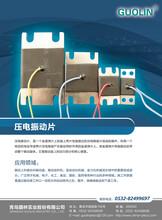 壓電震動片、輪胎平衡器-傳感器、壓電陶瓷圖片
