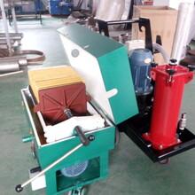 永科净化LY-150板框压力式滤油机精密滤油机图片