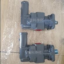 德国KRACHT齿轮泵KF63RF2冷却器油泵图片