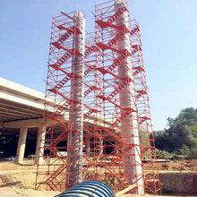 建筑施工爬梯高墙装修安全爬梯