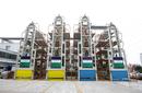 回收二手機械停車設備北京立體車庫大量回收圖片
