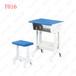 烟台特价学习桌单人课桌椅组合质量保障中小学生写字台书桌