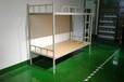 資興學生床永固32方管子上下鋪鐵床