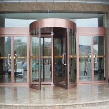 酒店旋轉門自動感應門兩翼三翼旋轉門廠家直銷圖片