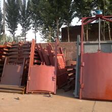 合肥耐用铸铁闸门安装图片