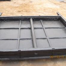 温州耐用铸铁闸门安装图片