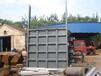合肥大型鋼閘門用途