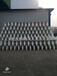 乡村安保防撞波形护栏立柱交通设施