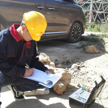 防雷裝置檢測方法