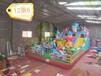新款室內外兒童淘氣堡蹦蹦床大型充氣城堡大滑梯