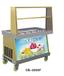西安賣炒冰機、炒酸奶機、厚切炒酸奶技術教程,炒冰淇淋卷