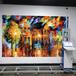 全自動3d墻繪機便攜墻面立體噴繪機墻體廣告彩繪自動繪圖設備
