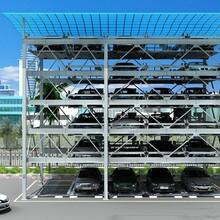 简易升降式立体停车位招代理图片