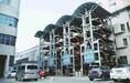 云南大理立體停車設備租賃機械停車位租賃垂直循環立體停車設備