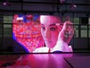 江蘇連云港LED透明屏LED顯示屏LED格柵屏LED貼膜屏