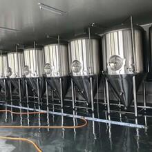 1000升小型自釀啤酒廠設備,2000升自釀啤酒設備生產廠圖片