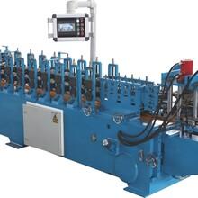 久进五金机械厂电缆桥架机械设备款式新颖,冷弯成型设备图片