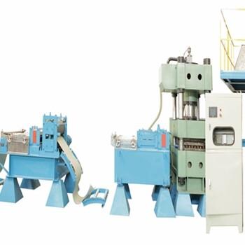 訂制久進五金機械廠保溫車庫門自動生產線售后保障,成型機