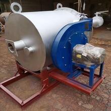 廠家煤粉燃燒器煤粉燃燒機烘干爐窯瀝青拌合站圖片