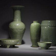 錢隆文物鑒定中心:龍泉窯瓷器的發展史和市場價值圖片