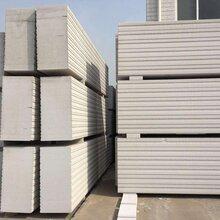 呼和浩特AAC蒸压加气混凝土板价格图片