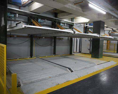 青海/西宁机械停车设备回收-二手立体车库上门收购