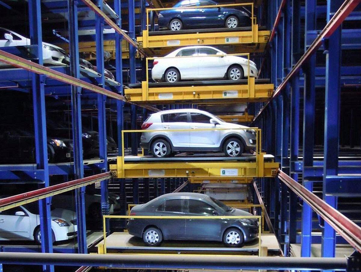 江西上门回收机械停车设备-南昌二手立体车库拆除收购