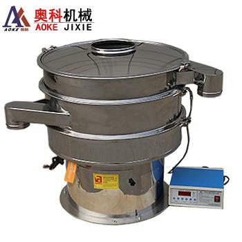 滑石粉筛粉机厂家定制圆形电动旋振筛超声波振动筛报价