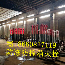 武威市环球消防SSFT150/65-1.6防冻防撞室外地上消火栓指导报价图片